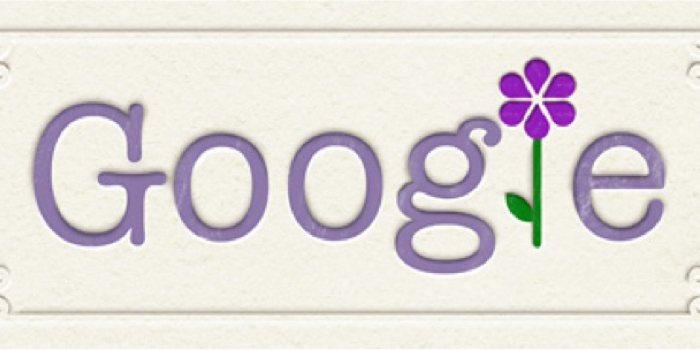 google doodle moederdag